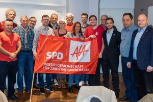 Arbeitsgemeinschaft für Arbeitnehmerfragen (AfA)